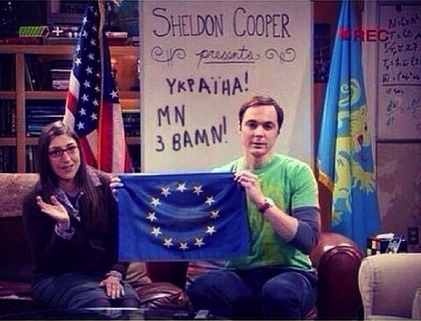 Украина-Евромайдан-big-bang-theory-песочница-973437