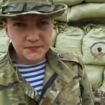 Надежда Савченко – гордость украинской армии