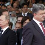 Путин с Порошенко договорились о разделе территорий? Что означает принуждение к миру