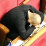 Как депутаты бюджет принимали