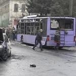 Трагедия в Донецке: боевики расстреляли остановку, много пострадавших