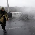 Взрыв в Донецке: склад боеприпасов боевиков взорвали партизаны?