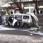 В Харькове очередной теракт. Пострадал командир спецбатальона «Слобожанщина» и его жена