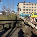 После ДТП в Константиновке в городе проходят бунты против «фашистов». ФСБ воспользовалась ситуацией