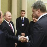 Путин заявил о том, что Порошенко предлагал отдать ему Донбасс. Эксперты говорят о циничной лжи