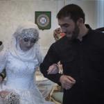 «Свадьба века»: 17 школьница и 57-ти летний начальник чеченского РОВД