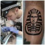 Путиномания. Как фанаты российского президента татуировками выражают свою любовь