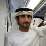Instagram принца Дубая