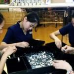 Китаец заплатил за обручальное кольцо 150 килограммов монет