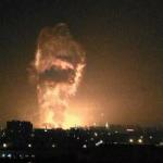 На востоке Китая прогремел мощный взрыв (ВИДЕО)