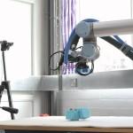 Робот, который создает своих детей и может выбирать лучших из них