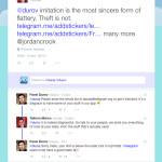 Павел Дуров назвал стикеры из Viber «дерьмом»