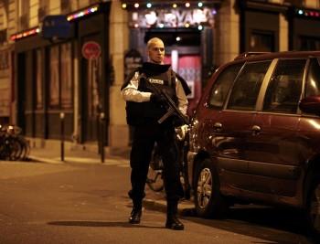 Пятница 13-е в Париже. Хроника событий