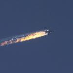 Как турки сбили российский бомбардировщик (ФОТО и ВИДЕО)