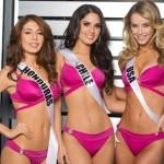 В Лас-Вегасе начался конкурс «Мисс Вселенная 2015»
