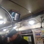 На мониторах киевского метро появился злодей из «Шерлока Холмса»