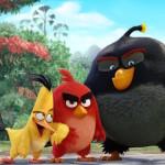Трейлер фильма «Angry Birds» опубликован в Сети