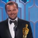 Леонардо Ди Каприо чуть не забыл «Оскар» в ресторане