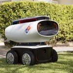 В Австралии появился робот — разносчик пиццы