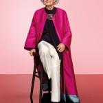Столетняя модель стала лицом обложки нового Vogue