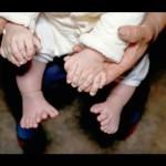 В Китае родился мальчик с 31-м пальцем