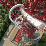 В Лондоне открыли самую высокую в мире горку-тоннель