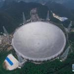Китай запускает телескоп площадью в 30 футбольных полей