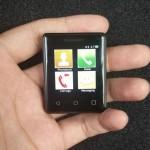 Представлен самый маленький в мире смартфон