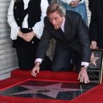 Хью Лори получил свою звезду на Аллее славы в Голливуде