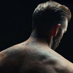 Татуировки Дэвида Бэкхема «ожили» для социальной рекламы