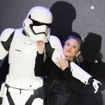 Кэрри Фишер появится в новом эпизоде «Звездных войн»