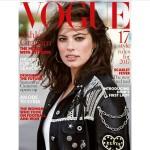 Модель plus-size впервые появилась на обложке Vogue