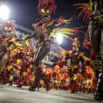 В Бразилии завершился традиционный карнавал