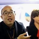 Китаец разочаровался в женщинах и женился на роботе