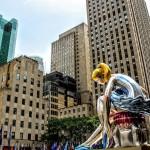Американского скульптора обвинили в плагиате работы украинской художницы