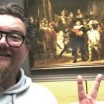 Мужчине разрешили заночевать в музее перед картиной Рембрандта