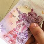 В Германии напечатали купюры номиналом в 0 евро