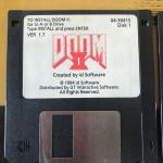 Игру DOOM 2 на оригинальных дискетах продали за 3 тысячи долларов