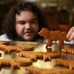 Актер, сыгравший в «Игре престолов» персонажа Пирожка, открыл пекарню