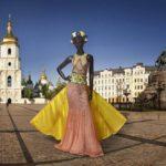В сети раскритиковали платье для «Мисс Украина-Вселенная»