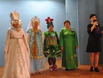 Ку-клукс-клан уже не тот. В Крыму прошел конкурс «Леди Зима» (ФОТО)