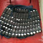 В Полтавской области мужчина придумал куртку, чтобы воровать яйца с птицефабрики