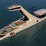 Итальянец собирается построить яхту ценой в $250 миллионов