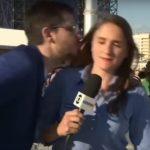 Бразильянка вне себя от русского фаната: еще один инцидент с приставанием к журналисткам (видео)