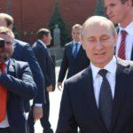 Путин обвинил Украину в конфликте в Керченском проливе