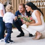 Как монаршая семья восприняла беременность Меган Маркл