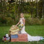 Эта свадебная фотосессия разобьет вам сердце: жених не дожил до нее по вине пьяного коллеги
