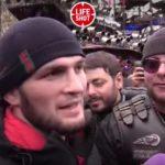 Нурмагомедов рассказал, как встретил бы Макгрегора в Дагестане