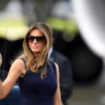 Мелания Трамп рассказала о том, как сложно быть первой леди США