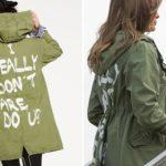 Мелания Трамп наконец объяснила, почему надела куртку с надписью «Мне все равно»
